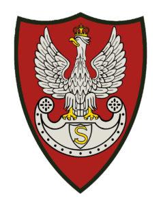 odznaka organizacyjna Orzeł Strzelecki