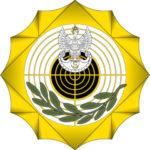 Odznaka złota z wieńcem Związku Strzeleckiego