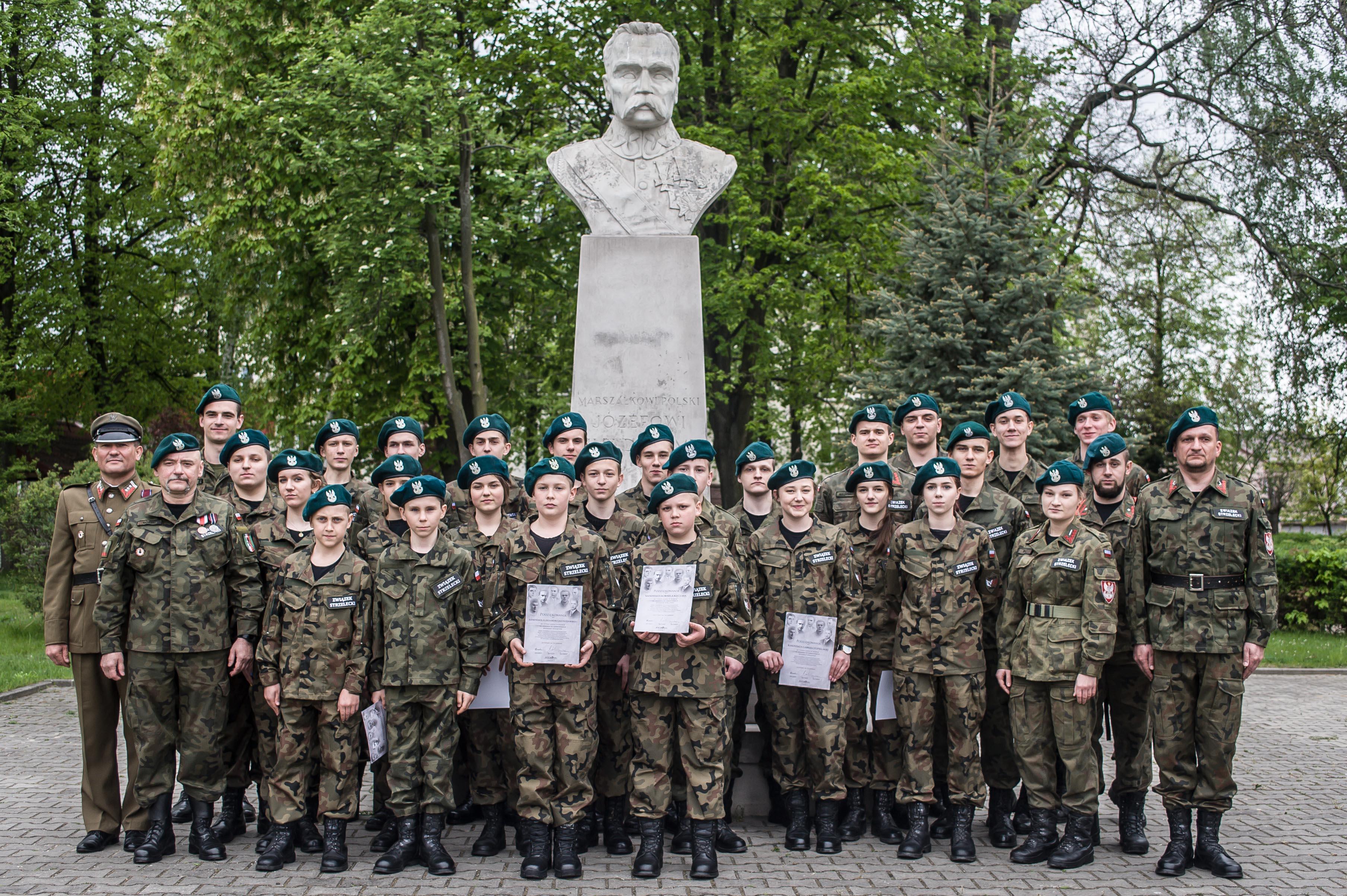 3 Maja W Szydłowcu Związek Strzelecki