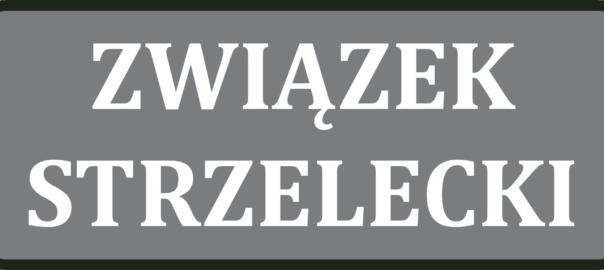 """Emblemat z napisem """"Związek Strzelecki"""""""